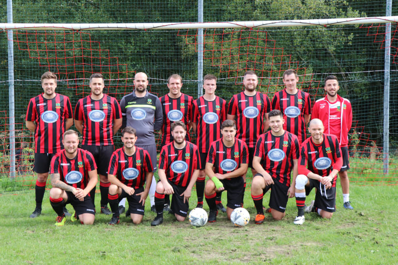 Trade Centre Wales sponsor Nelson Cavaliers AFC for third year running image