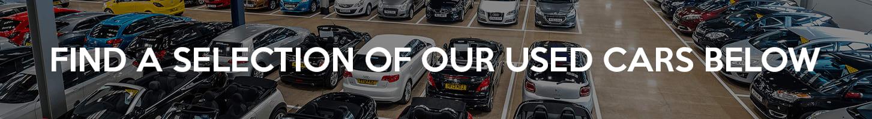 Find used cars below