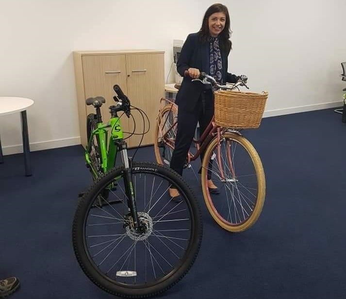 Cycle to Work success at The Trade Centre UK image