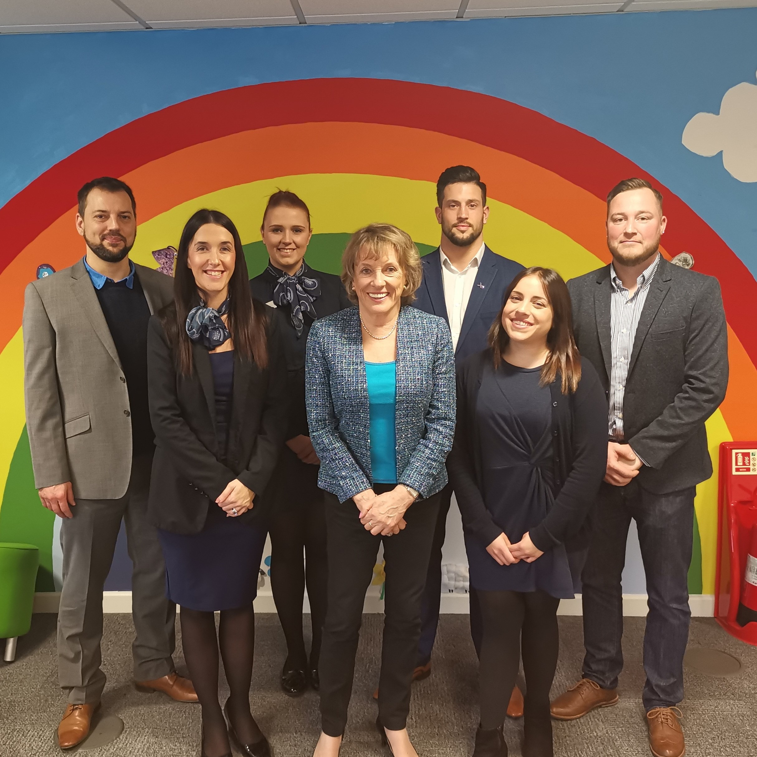The Trade Centre UK forms new committee to further fundraising efforts for children's charity image