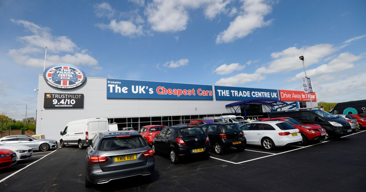 Trade Centre UK celebrates one year of trading at Europe's largest used car showroom image