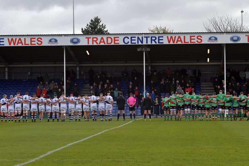 Trade Centre Wales supporting Swansea RFC in leading the way in Welsh Women's Rugby image
