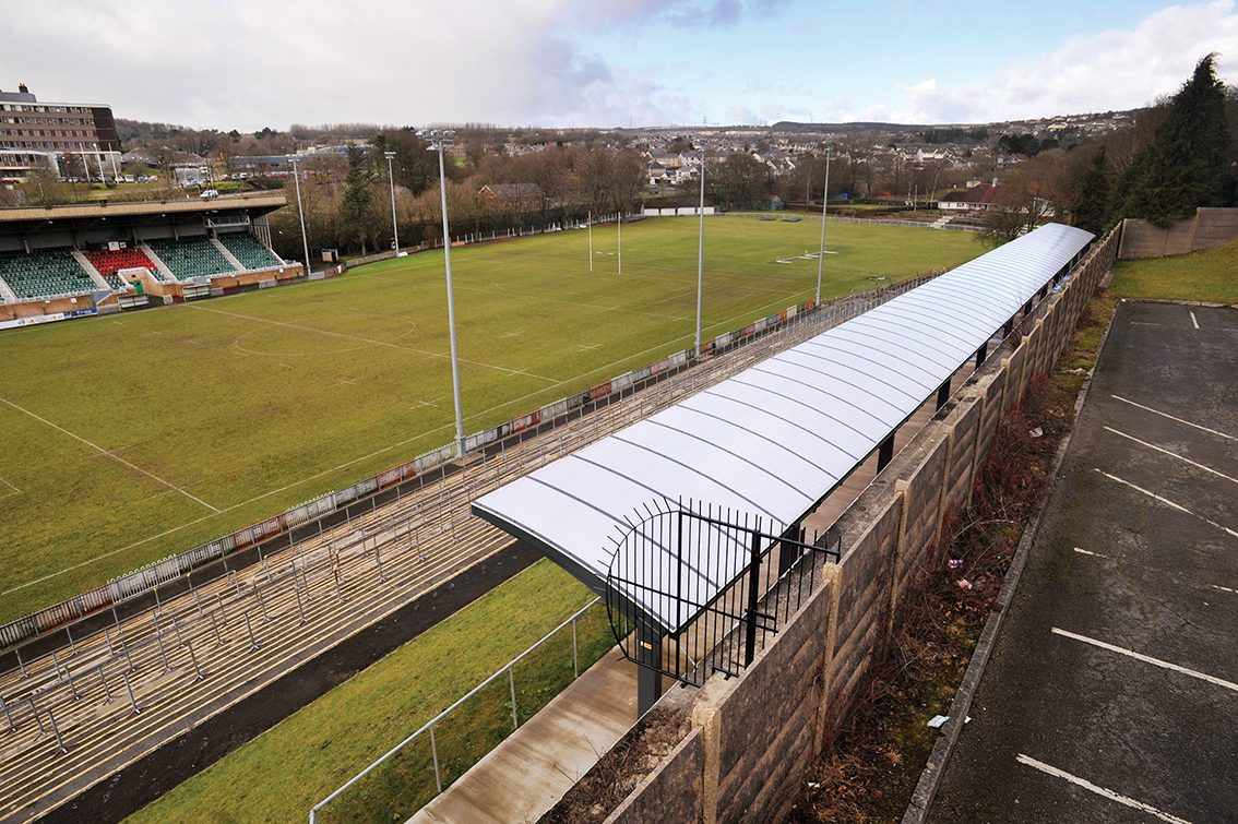 Trade Centre Wales sponsors renowned Ebbw Vale RFC image