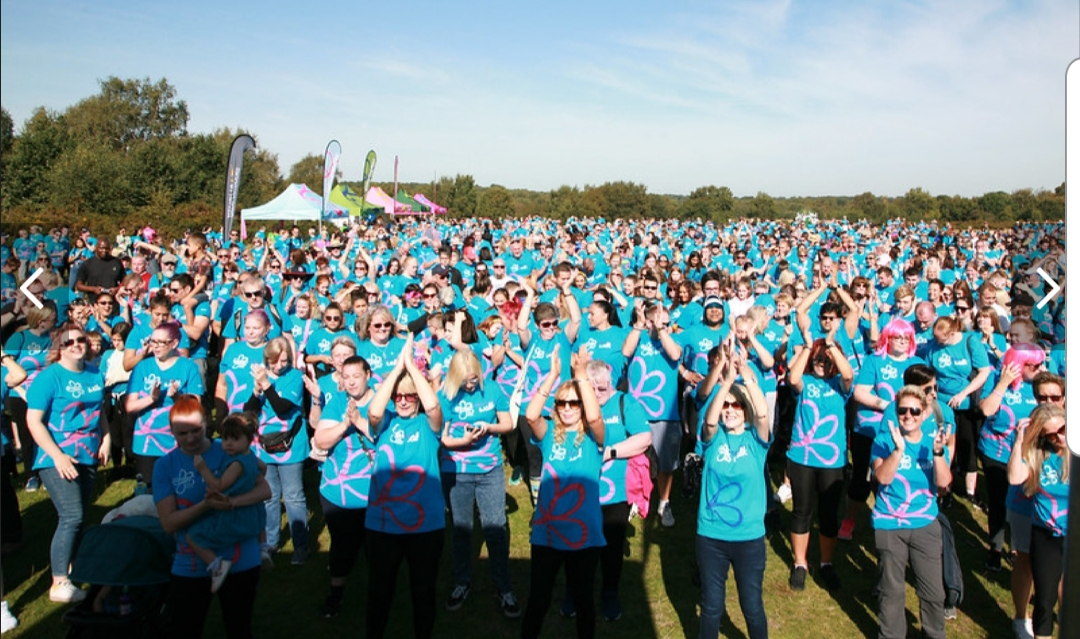 Trade Centre UK Employee Takes Part in Memory Walk for Alzheimer's Society  image
