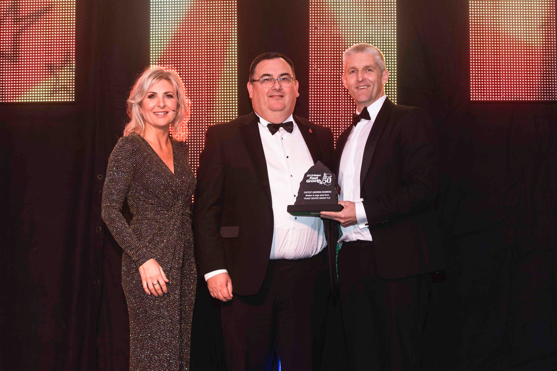 Growth At The Trade Centre Group Gains National Recognition image