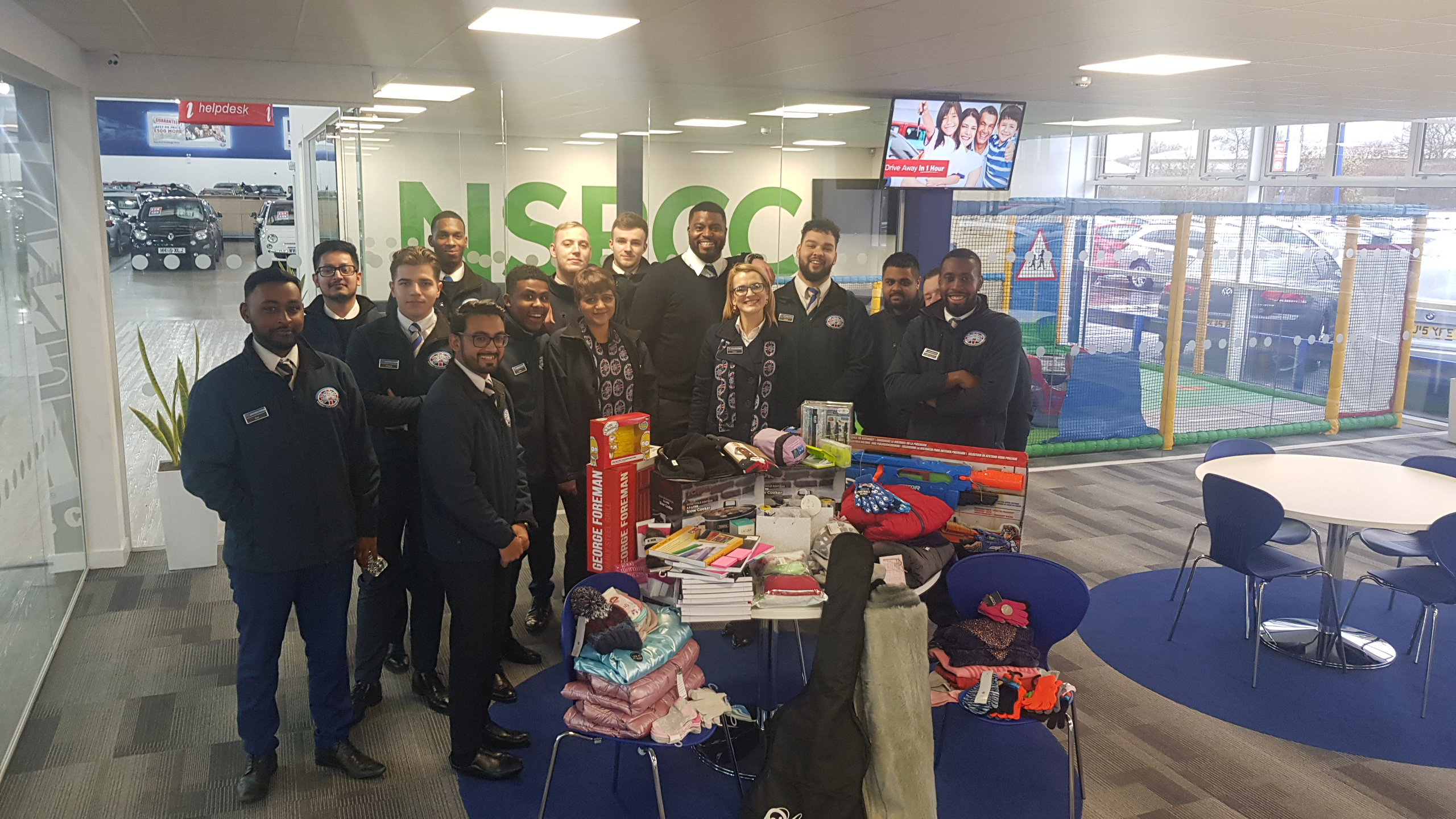 The Trade Centre UK supports NSPCC Christmas Appeal  image